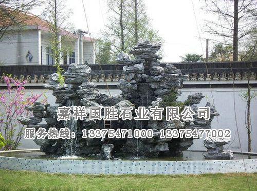 新东方假山雕刻